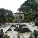 In the gardens of Garnish Island.