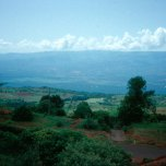 Another view of the Great Rift Valley (1992).