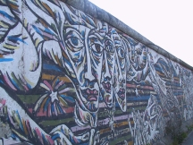Berlin Wall -- East Side Gallery 2001.