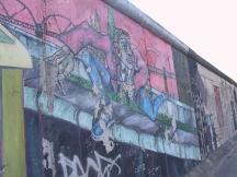 Berlin Wall -- East Side Gallery 2001.