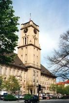"""The Rathaus Schöneberg, where President Kennedy delivered his """"ich bin ein Berliner"""" speech in 1963."""