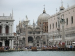Basilica di San Marco and the Doge's Palace in Venice.